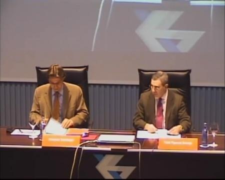 Inauguración. - Seminario: Como desenvolver unha estratéxia convincente para conseguir fondos da UE: Qué deben ou non deben facer os actores locais e rexionáis?